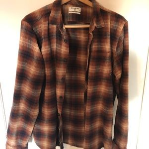 Men's Billabong flannel
